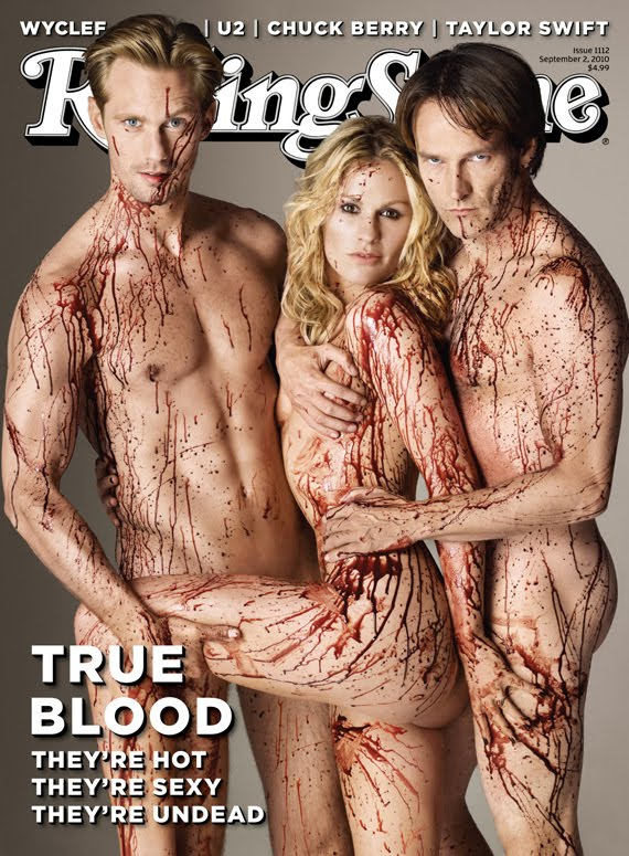 True Blood Rolling Stone cover