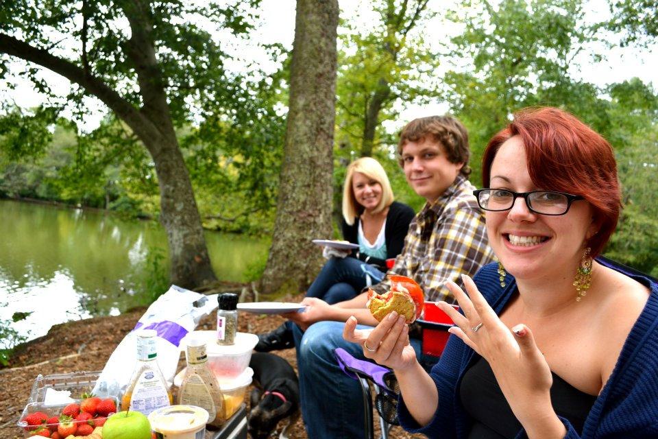 American picnic